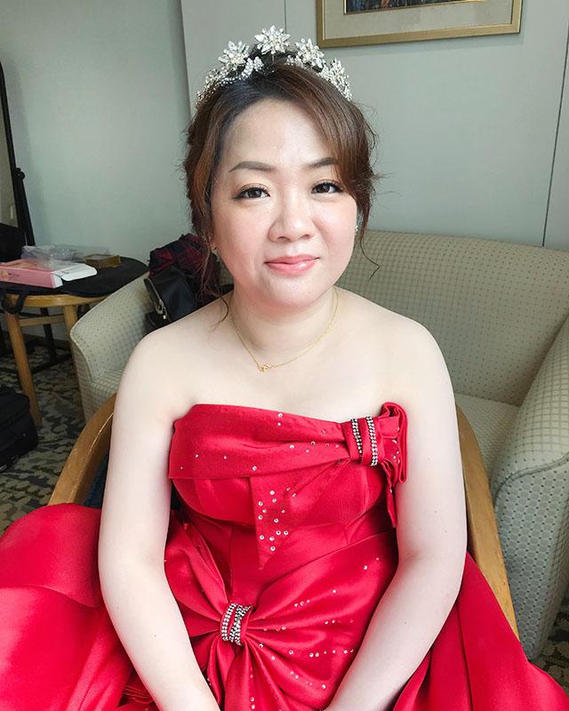 台南新秘柚子@台南大飯店 桂芳 結婚單妝新娘秘書 饅頭爸團隊1.jpg