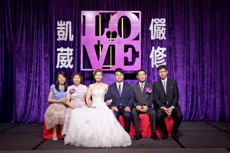 高雄婚攝克里@高雄漢來大飯店 儼修&凱葳 婚禮紀錄 饅頭爸團隊310.jpg