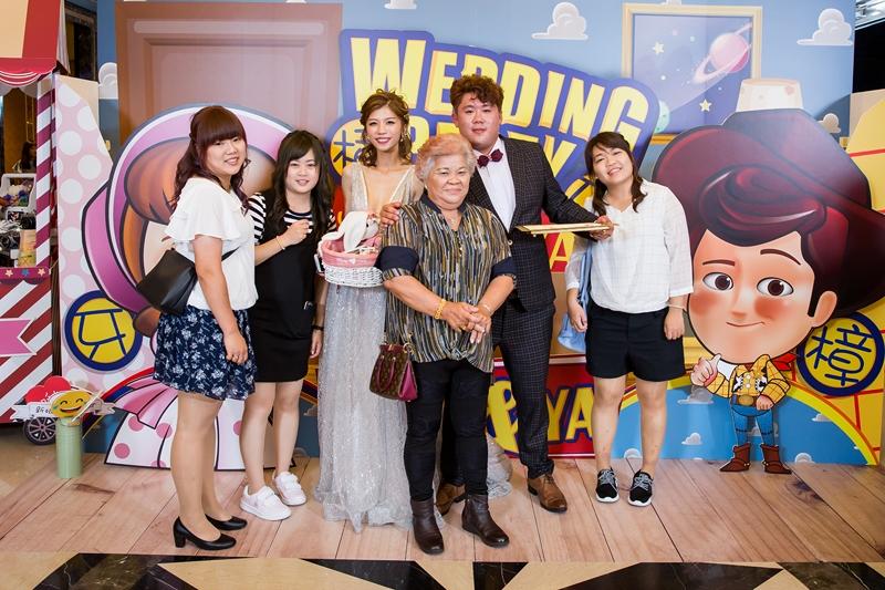 高雄婚攝克里@合慶喜宴會館 旻璟&孟樟 婚禮紀錄 饅頭爸團隊814.jpg