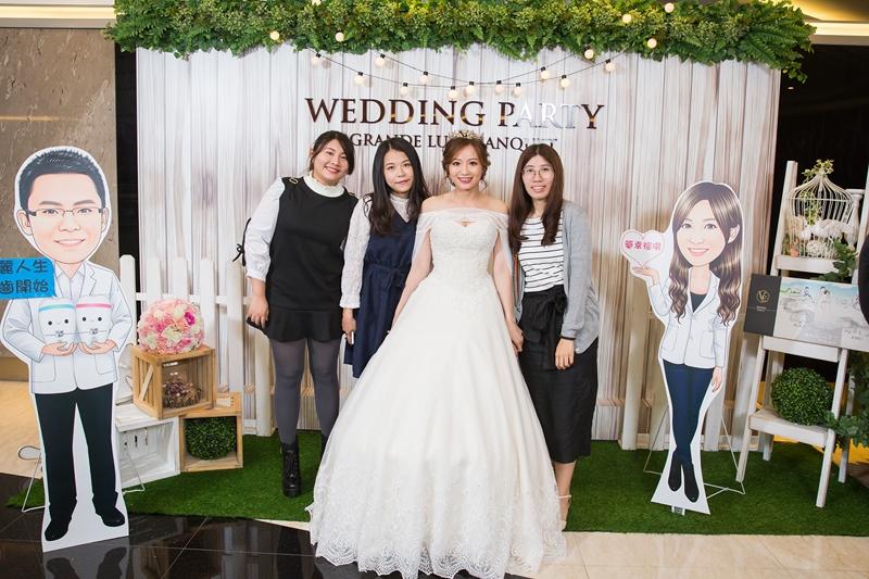 高雄婚攝克里@高雄雅悅會館 靜穎&偉誠 婚禮紀錄 饅頭爸團隊071.jpg