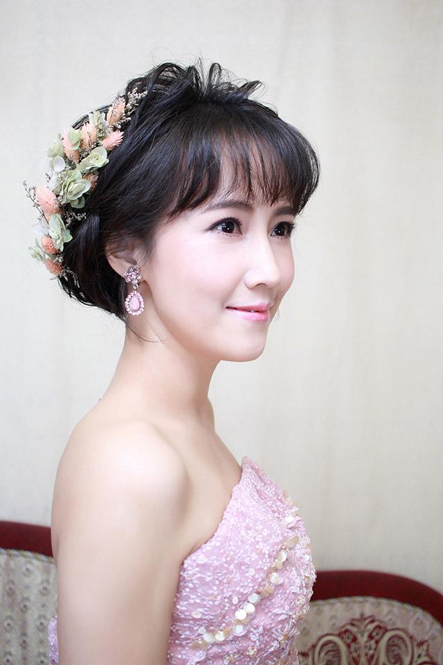 黑髮新娘造型推薦-台北新秘綠茵IMG_4695.JPG